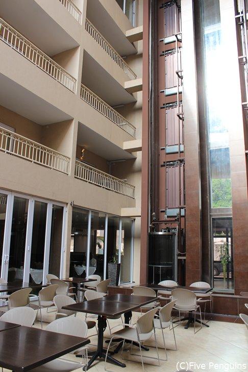 キンシャサのホテルロイヤル