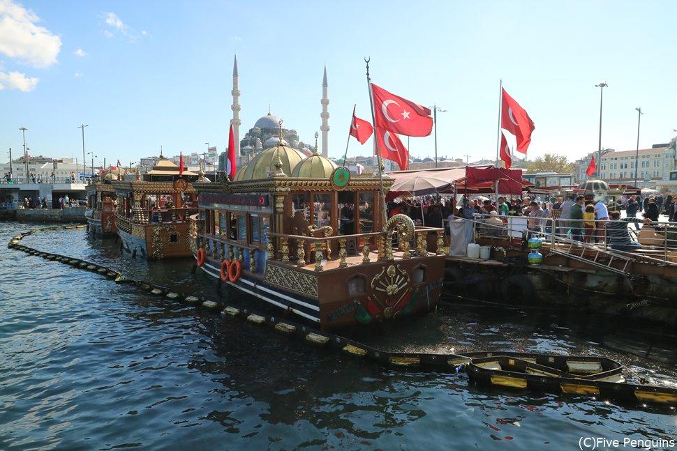 東西交易の要となったイスタンブール