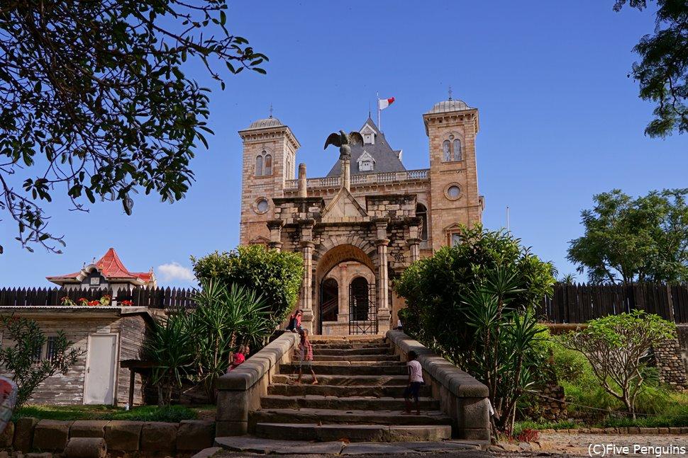 アンタナナリボの女王宮