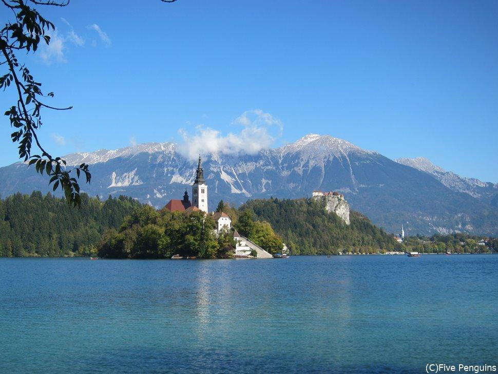 ブレッド湖(スロベニア)