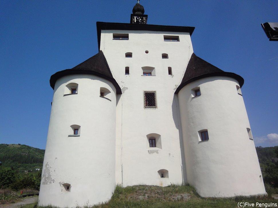 新城・バンスカー・シュティアヴニツァ(スロバキア)