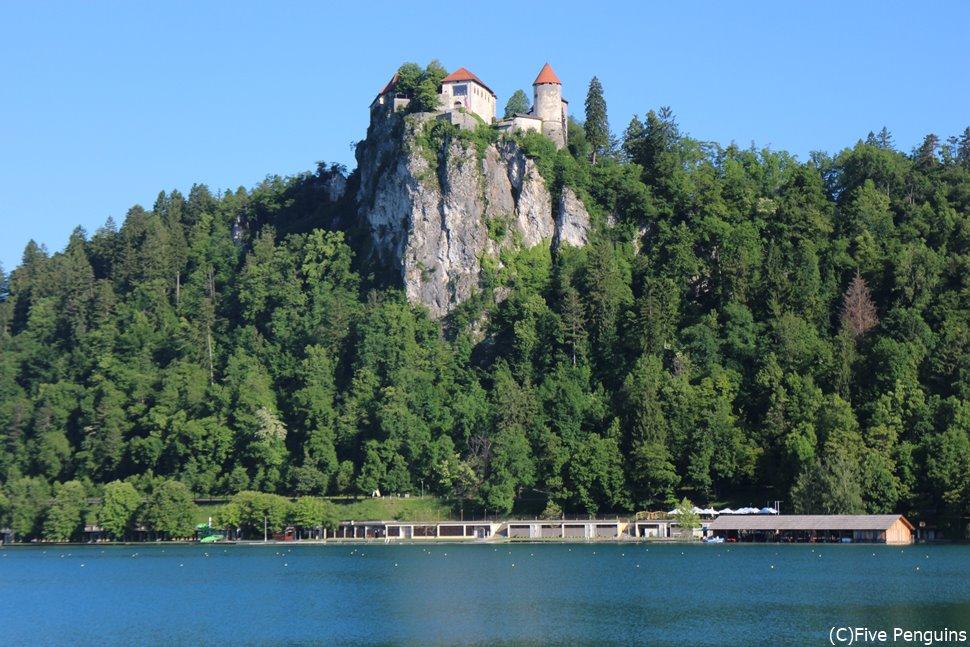 ブレッド城(スロベニア)