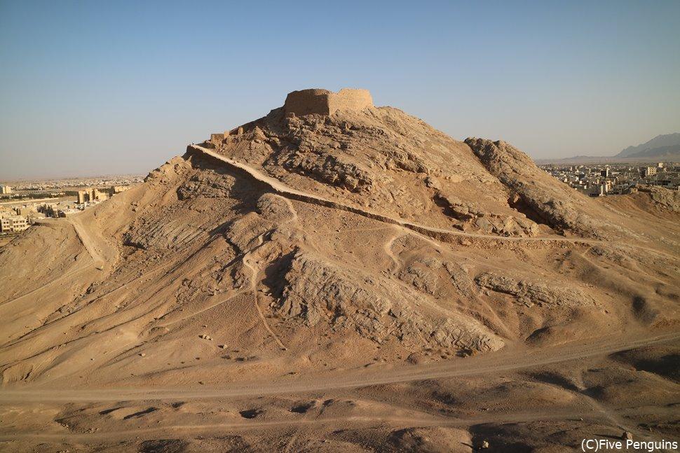 ヤズドの沈黙の塔