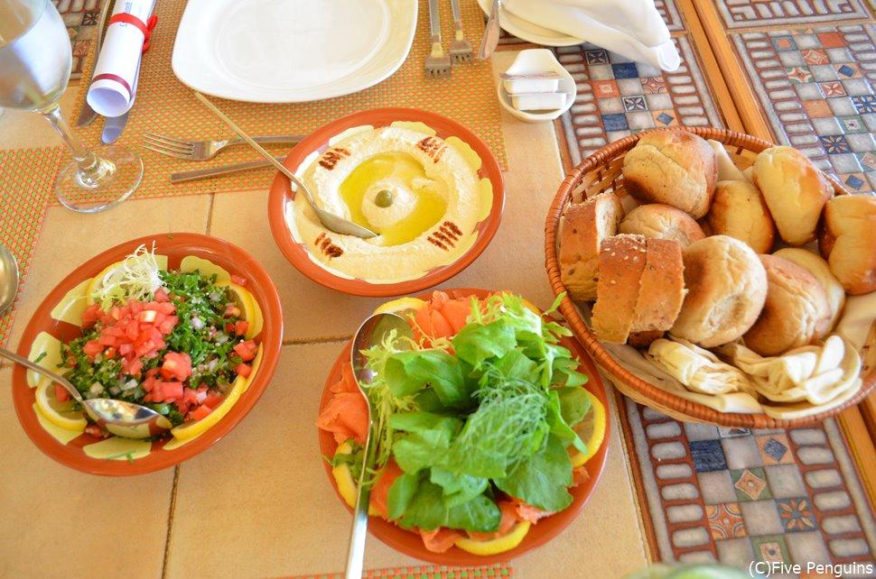 オマーン料理も旅の楽しみ