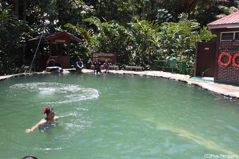 東南アジアで温泉…!?なかなか珍しいですよね。