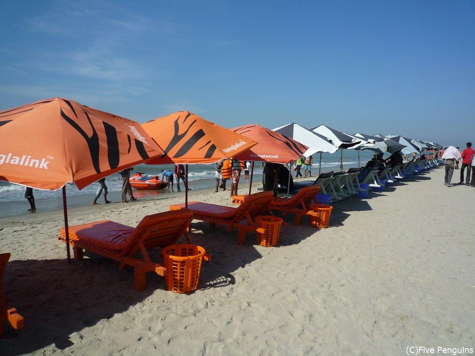 世界一長いビーチ<コックスバザール>