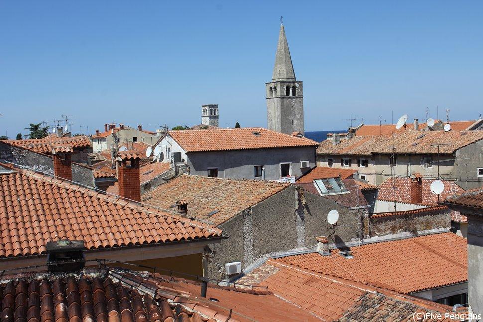 美しき港町ポレチェ