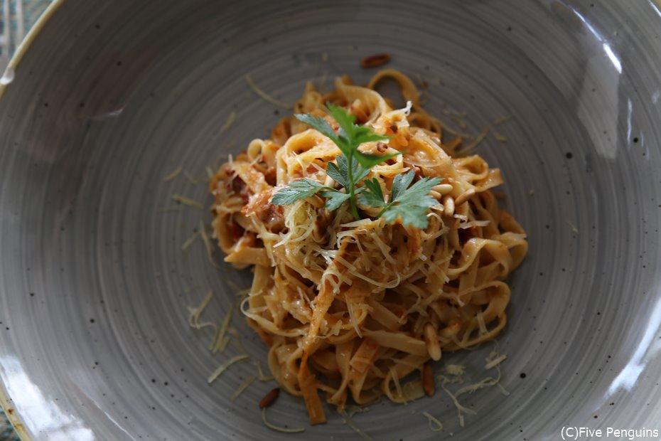 オロナナでは美味しいイタリアンが食べられます♪
