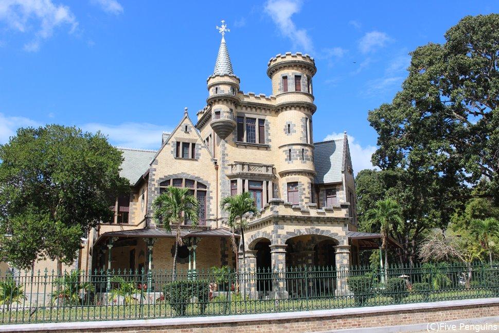 壮麗なる七軒 ストールメイヤー邸