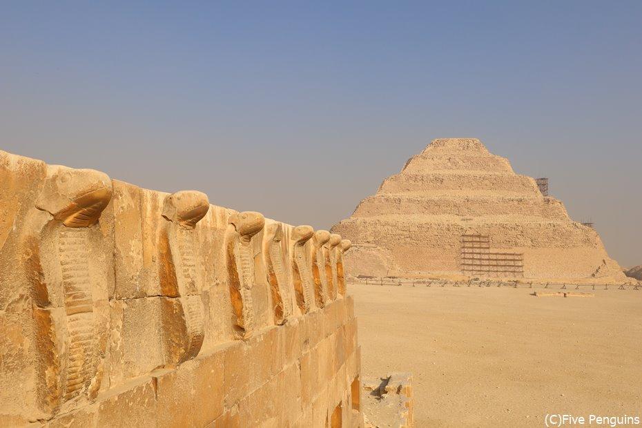 ジョセル王の階段ピラミッド