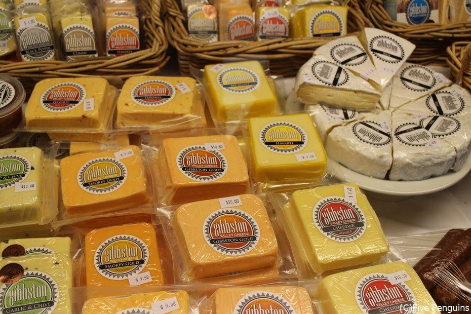 ニュージーランドはチーズも美味しい♪