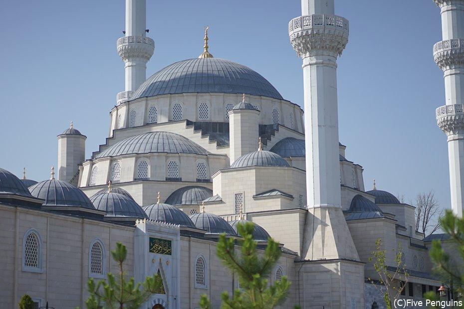 セントラルモスク