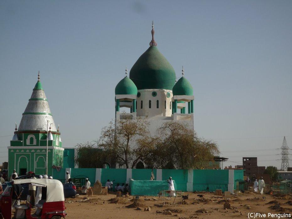 ハマデルニールモスク<スーダン>