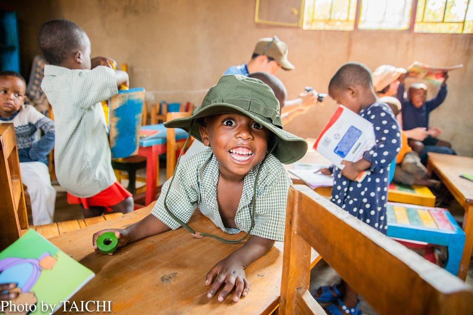 ルワンダの子供たち
