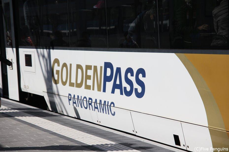 ゴールデンパスパノラマ急行の車体