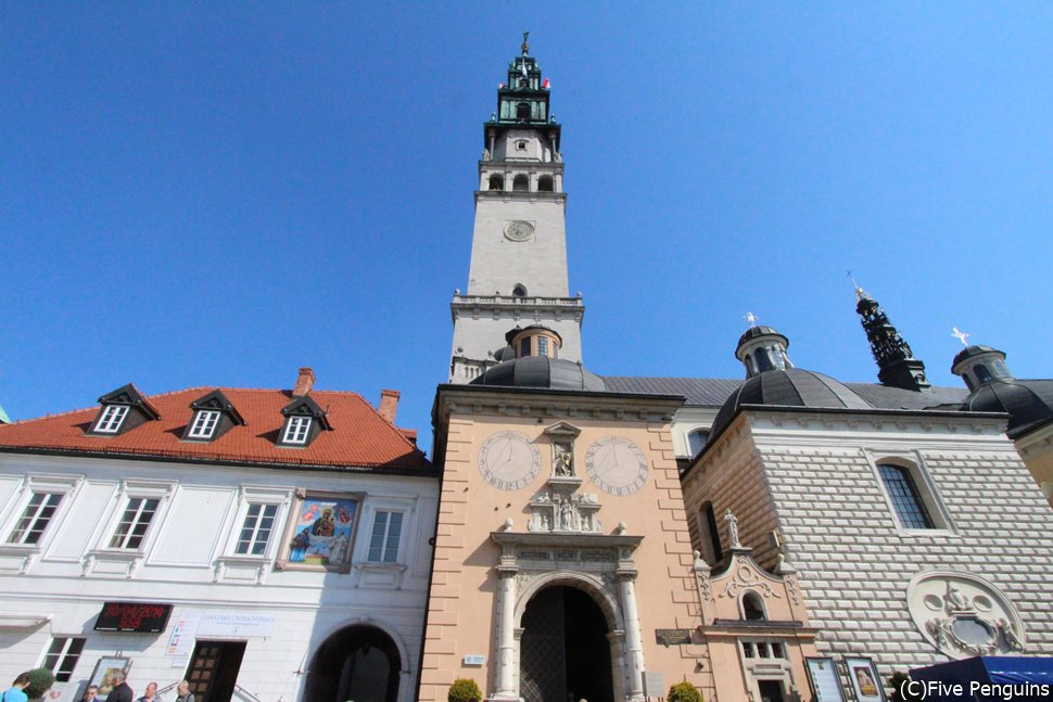 チェーンストホーヴァのヤスナ・グラ僧院