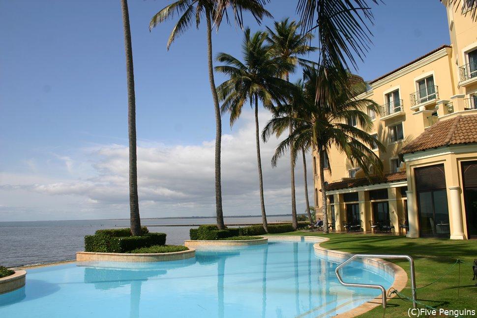 こんな雰囲気抜群のリゾートホテルも!