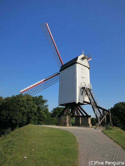 聖ヤンハイス風車