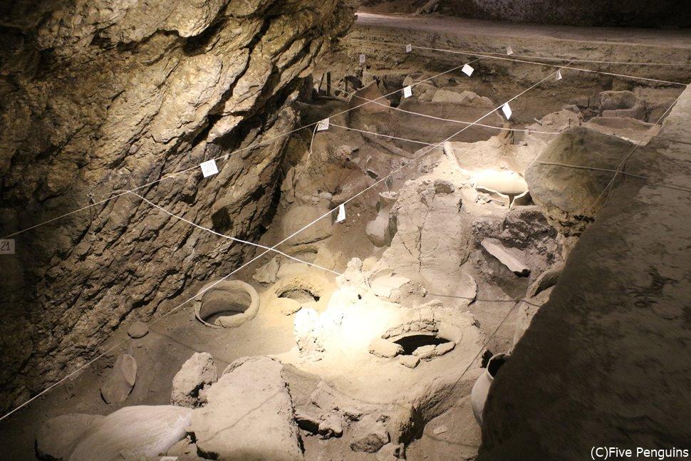 紀元前4世紀 世界最古のワイナリーがこれだ!