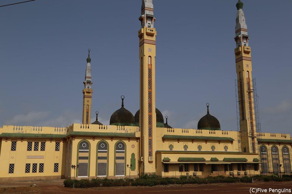 グランドモスクの外観
