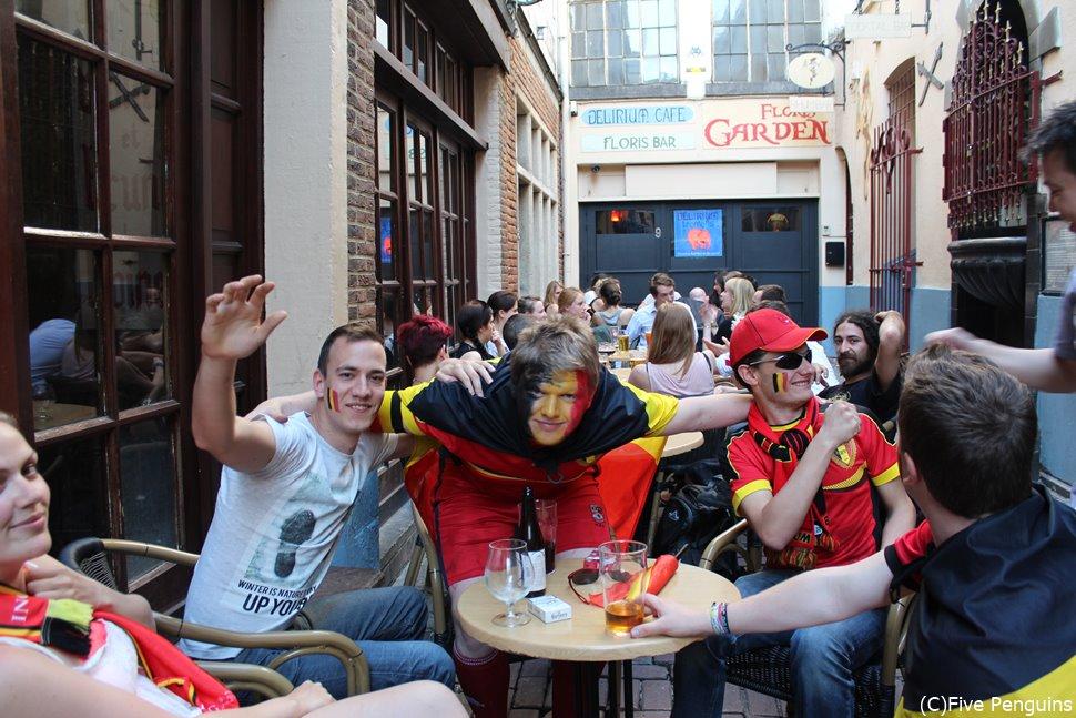 ジュピラーは、ベルギーサッカーリーグのスポンサーでもあります