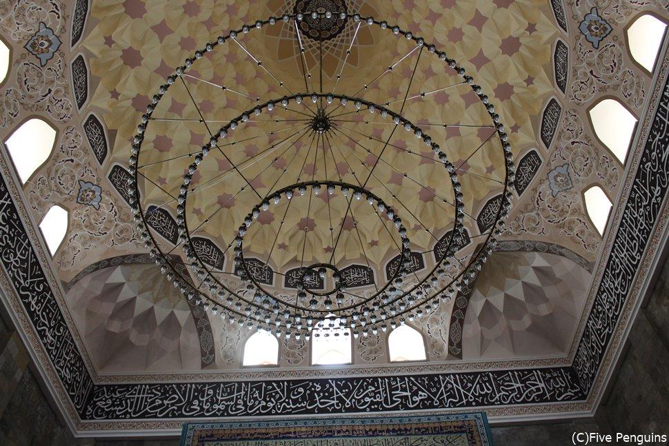 アゼルバイジャン最古のモスク「ジュマモスク」<シェマハ>