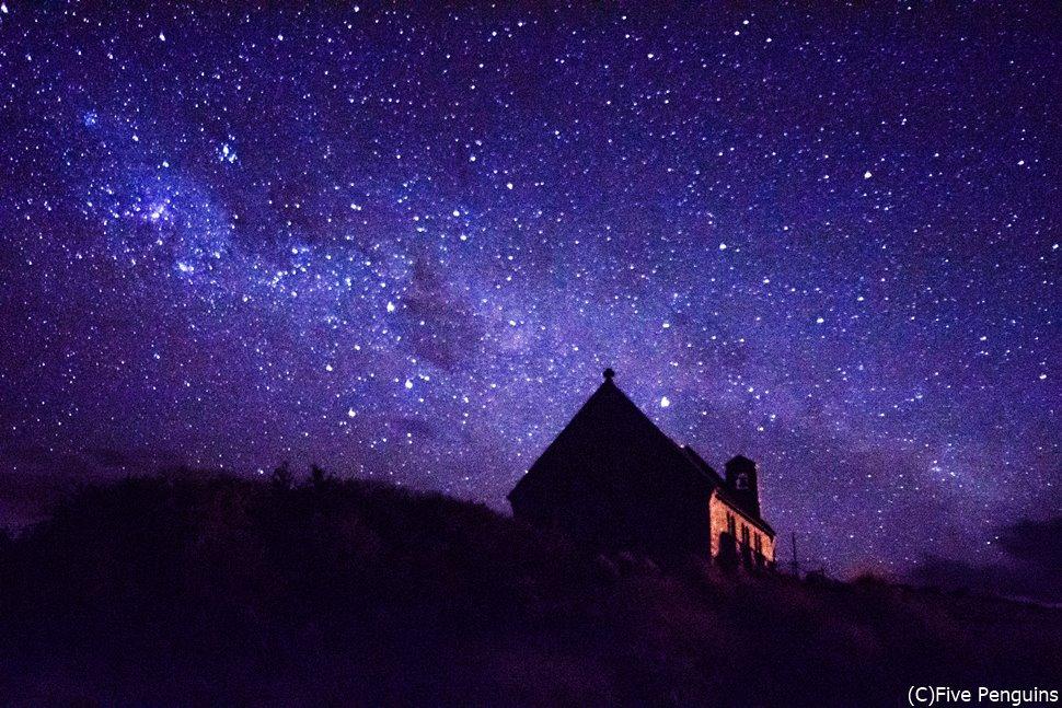 世界遺産になるかも知れない星空