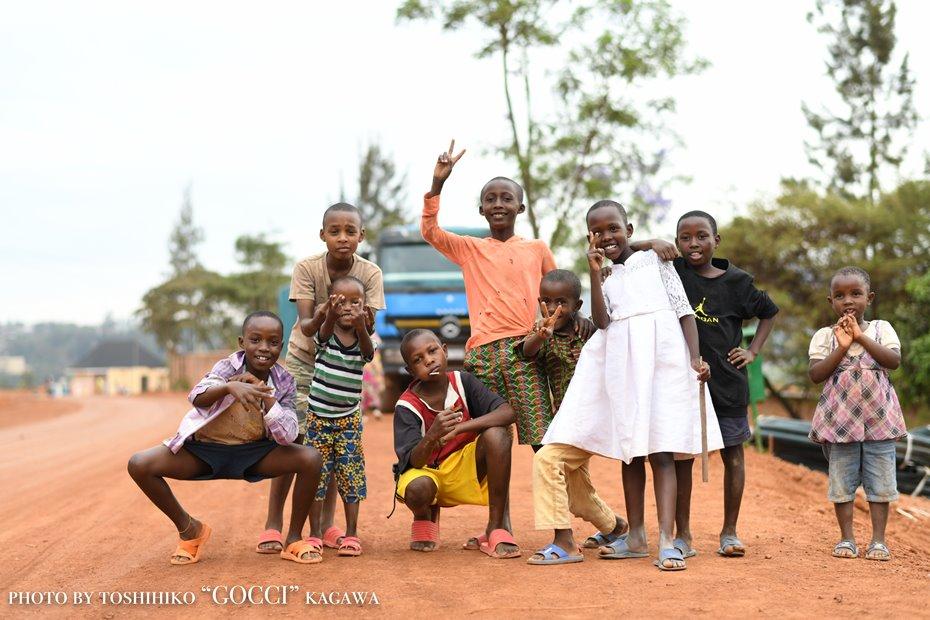 ルワンダボランティア